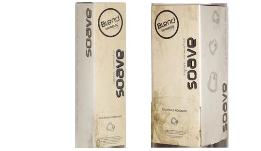 SOAVE - Caffè in capsule (10pz)